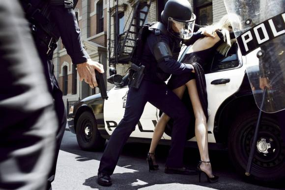 15. Steven Meisel- State of Emergency